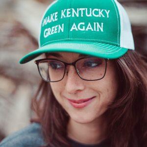 Make Kentucky Green Again Hat