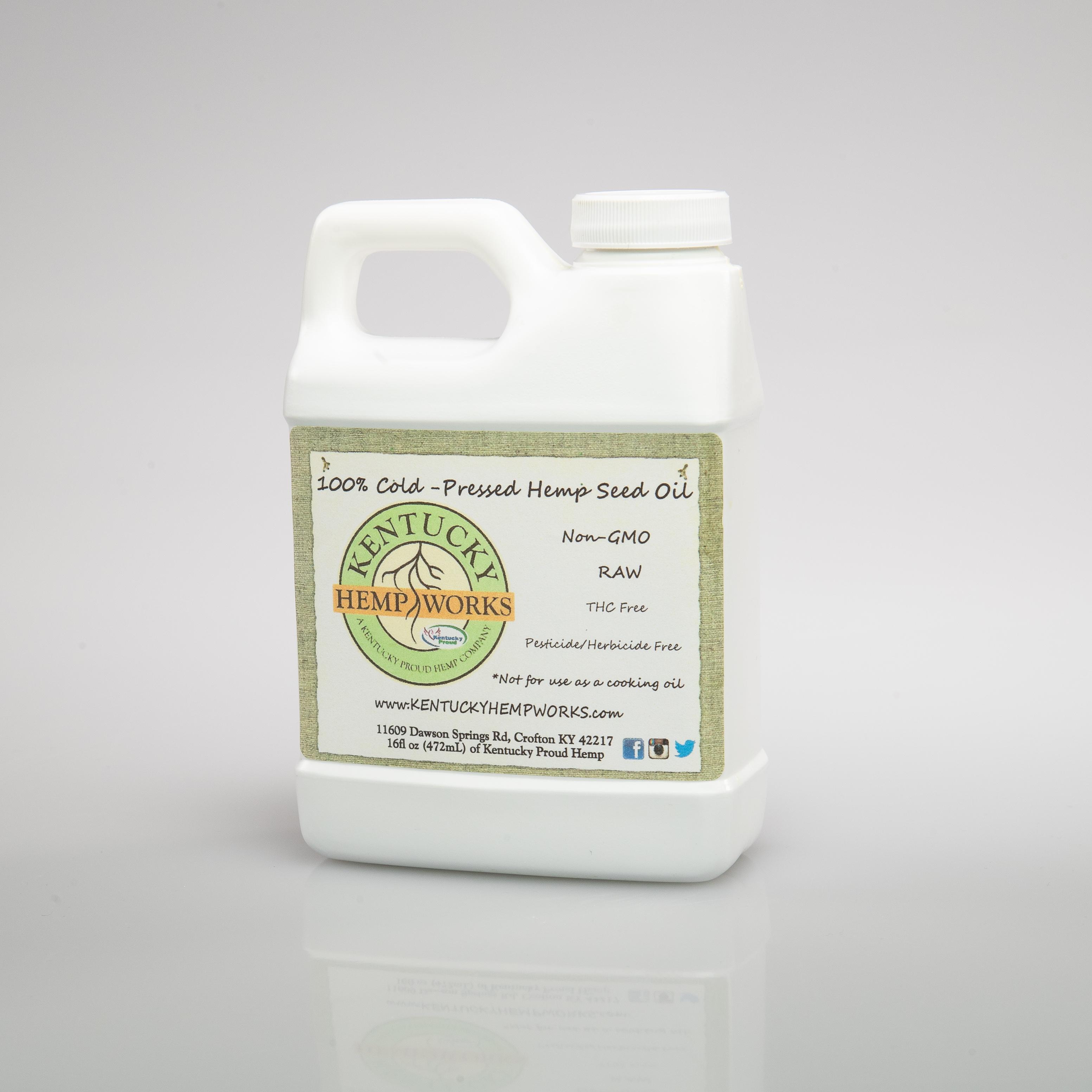 100% Hemp Protein Powder